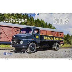 Kalendarz Ciężarówki Trucks 2019 Calendar Książki i Komiksy