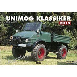 Kalendarz Unimog Classic 2019 Calendar Książki i Komiksy