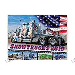 Kalendarz Showtrucks 2019 Calendar Kalendarze ścienne