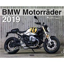 Kalendarz Motorcycles BMW Motocykle 2019 Motorbikes Calendar Książki i Komiksy