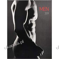 Kalendarz Men 2019 Calendar Mężczyźni