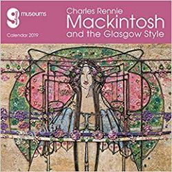 Kalendarz Glasgow Museums - Mackintosh & the Glasgow Style 2019