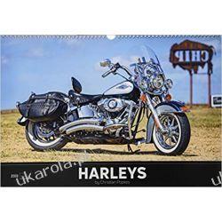 Kalendarz Motocykle Harleys 2019 Calendar Kalendarze książkowe