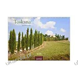 Kalendarz Toskania 2019 Tuscany Calendar