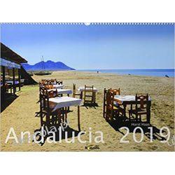 Kalendarz Andaluzja Hiszpania Andalucia 2019 Andalusia Spain Calendar