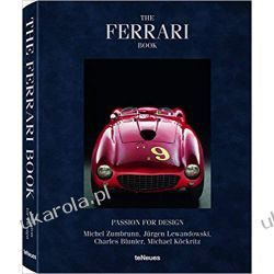 The Ferrari Book - Passion for Design Motoryzacja, transport