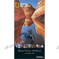 Kalendarz Beautiful World 2019 National Geographic Calendar