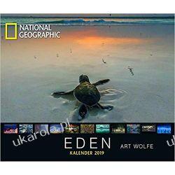 Kalendarz National Geographic Eden Art Wolfe 2019 Calendar