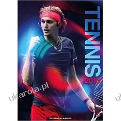 Kalendarz Tennis 2019 Calendar tenis Książki i Komiksy