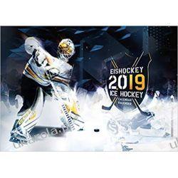 Kalendarz Hokej ice hockey 2019 calendar NHL Książki i Komiksy