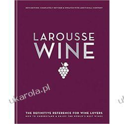 Larousse Wine David Cobbold Sebastian Durand-Viel  Książki i Komiksy