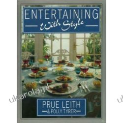 Entertaining with Style Prue Leith  Kalendarze ścienne