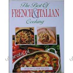 The Best of French & Italian Cooking Kalendarze ścienne