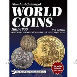 Standard Catalog of World Coins, 1601-1700, 7th edition Kampanie i bitwy