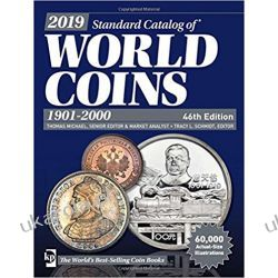 2019 Standard Catalog of World Coins, 1901-2000, 46th Edition Sztuki walki