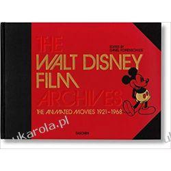 The Walt Disney Film Archives: The Animated Movies 1921-1968 Książki i Komiksy