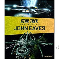Star Trek: The Art of John Eaves Książki i Komiksy