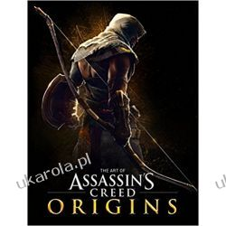 The Art of Assassin's Creed Origins Książki i Komiksy