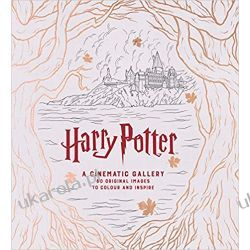 Harry Potter A Cinematic Gallery (Colouring Books)  Książki i Komiksy