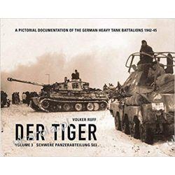 Der Tiger: Vol. 3: Schwere Panzerabteilung 503 Pozostałe