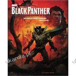 Marvel's Black Panther: The Illustrated History of a King Kalendarze ścienne