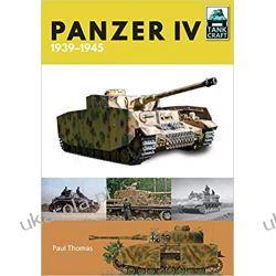 Panzer IV 1939-1945 (Tank Craft) Książki i Komiksy