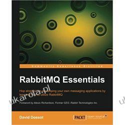 RabbitMQ Essentials Książki i Komiksy