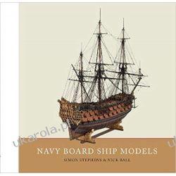 Navy Board Ship Models Książki i Komiksy