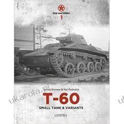 Red Machines T-60 Small Tank & Variants Kalendarze ścienne