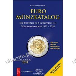 Euro Münzkatalog: Die Münzen der Europäischen Währungsunion 1999 - 2018 Kalendarze ścienne