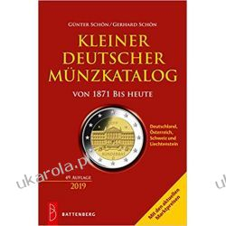 Kleiner deutscher Münzkatalog von 1871 bis heute edycja 2019 Hobby, kolekcjonerstwo