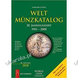 Weltmünzkatalog 20. Jahrhundert 1901 - 2000 Hobby, kolekcjonerstwo