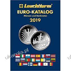 Euro-Katalog 2019. Münzen und Banknoten Hobby, kolekcjonerstwo