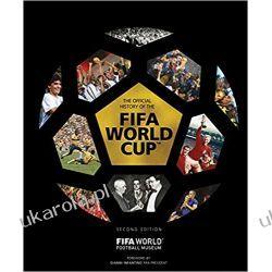 The Official History of the FIFA World Cup Książki i Komiksy