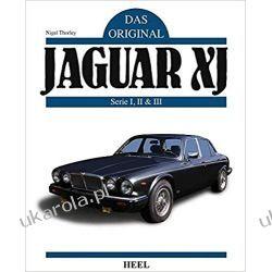 Das Original Jaguar XJ Serie I, II & III Historyczne