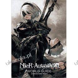 NieR Automata World Guide Volume 1 Pozostałe