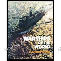 Warships of the World by Antony Preston  Książki i Komiksy