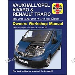 Vauxhall Opel Vivaro & Renault Trafic Diesel (May '01 - '14)  Motoryzacja, transport