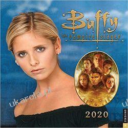 Kalendarz Buffy the Vampire Slayer 2020 Wall Calendar Książki i Komiksy