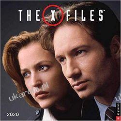 Kalendarz The X-Files 2020 Wall Calendar Z archiwum X Książki i Komiksy