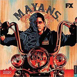 Kalendarz Mayans M.C. 2020 Wall Calendar Książki i Komiksy