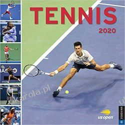 Tennis 2020 Wall Calendar The Official U.S. Open Calendar Pozostałe