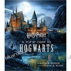 Harry Potter A Pop-Up Guide to Hogwarts Książki i Komiksy