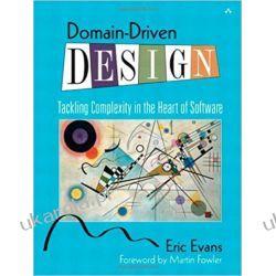 Domain-Driven Design ERIC EVANS Książki i Komiksy