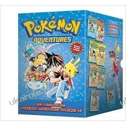 Pokémon Adventures Red & Blue Box Set Set includes Vol. 1-7 (Pokemon)  Książki i Komiksy