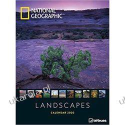 Kalendarz National Geographic Landscapes 2020 Calendar Krajobrazy Książki i Komiksy