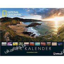 Kalendarz The Best of National Geographic Der Kalender 2020 Calendar  Książki i Komiksy