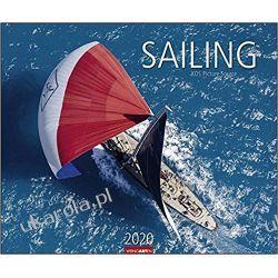 Kalendarz żeglarstwo Sailing 2020 55x46cm Calendar Biografie, wspomnienia