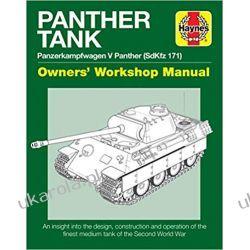 Panther Tank Manual (Haynes Manuals) Kalendarze ścienne