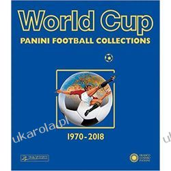 World Cup 1970-2018 Panini Football Collections Historyczne